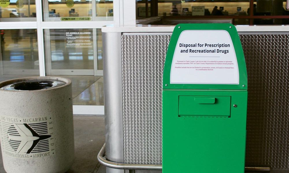 Got High, Now Ready To Take Flight? Airport Says Ditch your Weed!